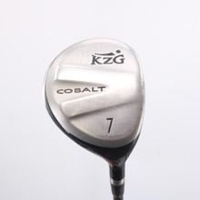 KZG Cobalt 7 Fairway Wood Innovative Graphite Shaft Stiff Flex 66799G