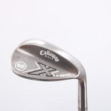 Callaway Golf X-Forged Vintage Wedge 60 Deg 60.10 Dynamic Gold X-Stiff 66691D