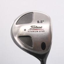 Titleist 975D Titanium Driver 9.5 Deg Graphite Ultralight Regular Flex 66752A