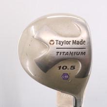 TaylorMade Titanium Driver 10.5 Deg L-60 Plus Ladies Flex Headcover 66757A