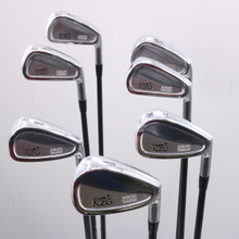 KZG Evolution Forged Iron Set 4-P Fujikura ZCom Regular Flex Right-Handed 66765A