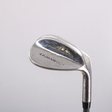 Adams Tom Watson Chrome G Gap Wedge 52 Degrees 52.08 Steel Right-Handed 66904A