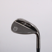 Adams Puglielli Black Forged Wedge 54 Degrees 54.10 KBS Tour X-Stiff Flex 66908A