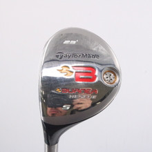 TaylorMade Burner High Launch 5 Rescue 25 Deg REAX Stiff Flex Left-Handed 67009G