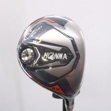 Honma TW747 5 Wood 18 Degrees Graphite Shaft Stiff Flex Headcover 67022G