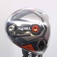 Honma TW747 460 Driver 9.5 Degrees Graphite Shaft Stiff Flex Headcover 67023G