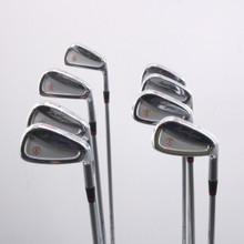 Ben Hogan Apex Plus Iron Set 3-E Steel Shaft #4 Stiff Flex Right-Handed 66942A