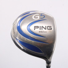 PING G5 460cc Driver 9 Deg Graphite TFC 100D Regular Flex Right-Handed 66959A