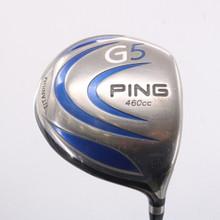 PING G5 460cc Driver 9 Deg Graphite TFC 100D Regular Flex Right-Handed 66959A