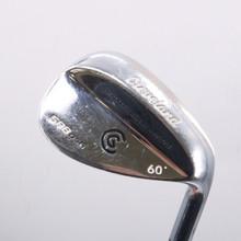 Cleveland 588 DSG Chrome Lob Wedge 60 Degrees True Temper Steel Shaft 67092G