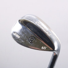 Cleveland 588 DSG Chrome Lob Wedge 60 Degrees True Temper Steel Shaft 67092G