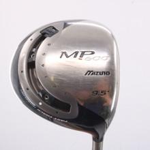 Mizuno MP-600 Fast Track Driver 9.5 Deg Fujikura E Fit-On 360 Stiff Flex 67145A