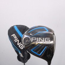 PING G Driver 10.5 Degrees ALTA 55 Graphite Regular Flex Right-Handed 67251G