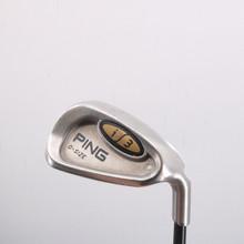 Ping i3 O-Size W Pitching Wedge Silver Dot Graphite Shaft Regular Flex 67319W
