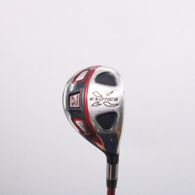 Tour Edge Exotics XCG4 3 Hybrid 19 Degrees Motore Graphite Stiff Flex 67197A
