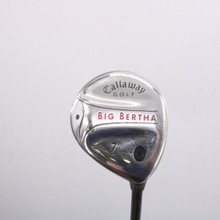 Callaway Big Bertha 7 Wood RCH 3.2 Graphite Shaft Stiff Flex Right-Handed 67501G