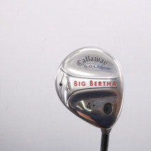 Callaway Big Bertha 4+ Wood RCH Graphite Regular Flex Right-Handed 67502G