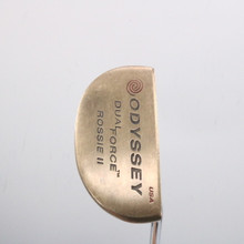 Odyssey Dual Force Rossie II Putter 34 Inches Steel Right-Handed 67427A