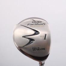 Wilson Fat Shaft Driver 10.5 Degrees Grafalloy ProLite Stiff Flex 67438A