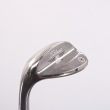 Titleist Vokey SM7 Brushed Steel Wedge 58 Deg 58.14 K Grind Left-Handed 67457A