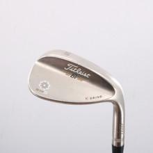 Titleist SM5 Gold Nickel Vokey Wedge 60 Deg 60.11 K Grind Right-Handed 676619D