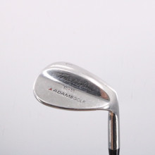 Adams Tom Watson Chrome LW Lob Wedge 60 Deg 60.07 Steel Right-Handed 67636D