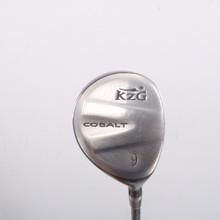 KZG Cobalt 9 Fairway Wood Innovative Graphite Shaft Stiff Flex 67578G