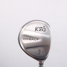 KZG Cobalt 3 Fairway Wood Innovative Graphite Shaft Stiff Flex 67579G