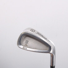 Titleist DCI Gold Individual 9 Iron Steel Regular Flex Right-Handed 67647D