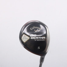 Callaway Big Bertha V Series 5 Wood 19 Deg Bassara E 52 Lite Senior Flex 67735A