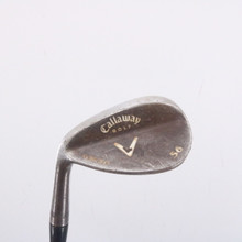 Callaway Forged Vintage Wedge 56 Degrees Steel Shaft Left-Handed 67805G