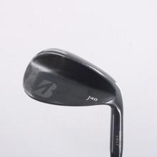 Bridgestone J40 Black Oxide Wedge 52 Deg True Temper Steel X-Stiff Flex 67809G