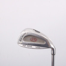 """Callaway S2H2 PW Pitching Wedge Memphis """"10"""" Steel Uniflex Right-Handed 67667D"""