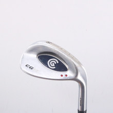 Cleveland CG11 Chrome Wedge 56 Degrees True Temper Traction Steel Shaft 67811G