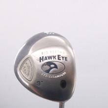 Callaway Hawk Eye VFT Driver 9 Deg Graphite System 60 Regular Flex 67747A