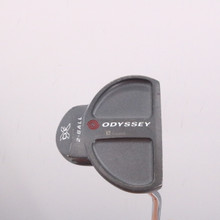 Odyssey DFX 2-Ball Putter 34 Inches Steel Right-Handed 67834G
