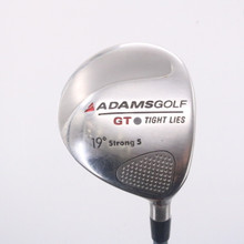 Adams Tight Lies GT Strong 5 Fairway Wood 19 Deg Graphite Regular Flex 67914G