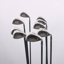 Powerbilt Countess Iron Set 3-P,S Graphite Shaft Ladies Flex 67926G