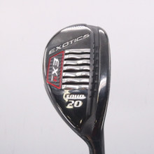Tour Edge Exotics EX9 Tour 20 Degrees Project X-HC1 X-Stiff Flex 67680D