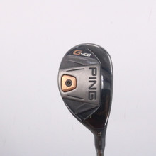 PING G400 4 Hybrid 22 Degrees Graphite ALTA CB 70 Regular Flex 68141G