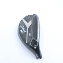 Cracked Head Titleist 818 H2 Hybrid 21 Degrees Right-Handed Head Only 68231D