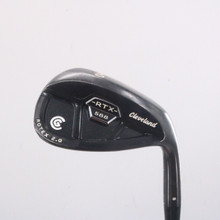 Cleveland 588 RTX 2.0 CB Black Satin Wedge 60 Deg 60.8 Rotex Graphite 68240D