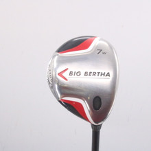 Callaway Big Bertha 7 Fairway Wood Graphite Regular Flex Right-Handed 68323A