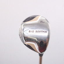 Callaway Big Bertha 5W Fairway Wood Graphite 55w Womens Ladies Flex 68326A