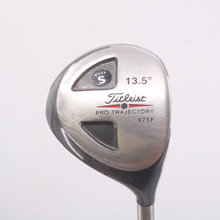 Titleist 975F Fairway Wood 13.5 Degrees Grafalloy ProLite Stiff Flex 68555A