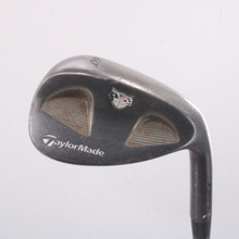 TaylorMade RAC Black TP Wedge 60 Degrees 60.06 Steel Right-Handed 68407D