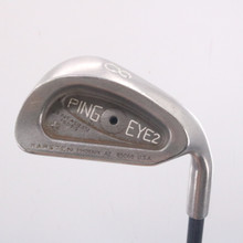 Ping EYE 2 Plus Individual 8 Iron Black Dot Graphite Ladies Flex 68420D