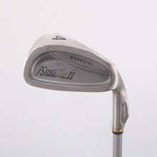 King Cobra II Oversize Individual 4 iron Graphite IQ System Regular Flex 68430D
