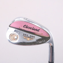 Cleveland 588 Precision Forged Chrome Wedge 58 Degrees 58.12 Steel 68439D
