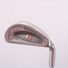 Ping EYE Individual 7 Iron Orange Dot Z Steel Stiff Flex Right-Handed 68449D